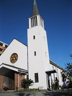 横浜聖アンドレ教会(横浜市神奈川区三ツ沢下町14-57): 山梨 ...